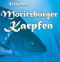 frischer Moritzburger Karpfen