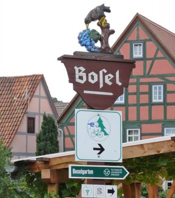 Wanderweg ins Spaargebirge zu Bosel und Boselgarten, Foto:©die-infoseiten.de
