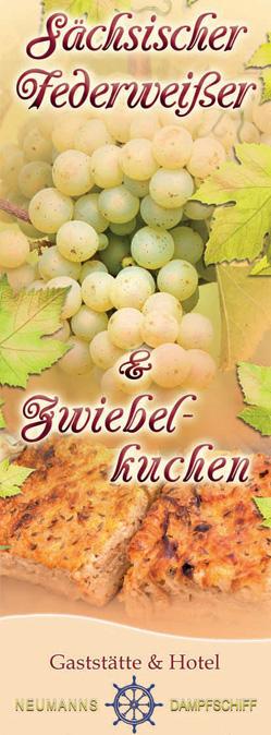 Zwiebelkuchen / Federweißer
