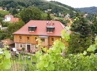 Weingut Mariaberg in Meißen